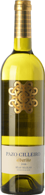 11,95 € Envoi gratuit | Vin blanc Muriel Pazo Cilleiro D.O. Rías Baixas Galice Espagne Albariño Bouteille 75 cl