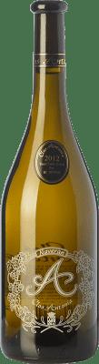 19,95 € Free Shipping | White wine Naveran Clos Antonia Crianza D.O. Penedès Catalonia Spain Viognier, Xarel·lo, Chardonnay Bottle 75 cl