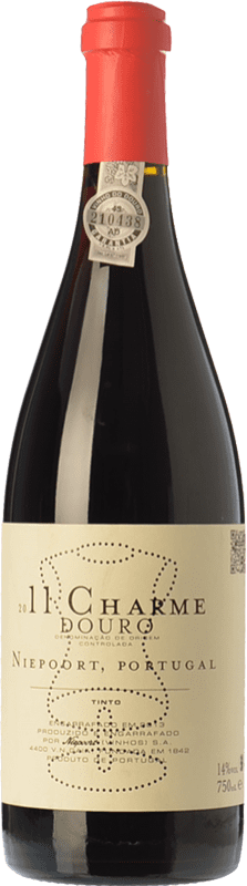 79,95 € Free Shipping | Red wine Niepoort Charme Crianza I.G. Douro Douro Portugal Touriga Franca, Tinta Roriz Bottle 75 cl