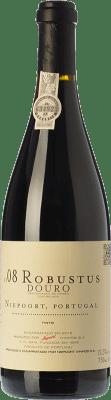 59,95 € Free Shipping | Red wine Niepoort Robustus Gran Reserva 2009 I.G. Douro Douro Portugal Touriga Franca, Tinta Roriz, Rufete, Sousão Bottle 75 cl