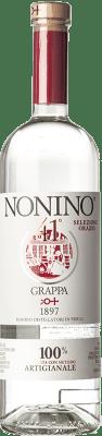 27,95 € Free Shipping   Grappa Nonino Tradizione I.G.T. Grappa Friulana Friuli-Venezia Giulia Italy Missile Bottle 1 L