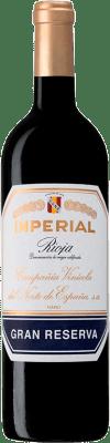 65,95 € Envoi gratuit | Vin rouge Norte de España - CVNE Cune Imperial Gran Reserva 2011 D.O.Ca. Rioja La Rioja Espagne Tempranillo, Graciano, Mazuelo Bouteille 75 cl
