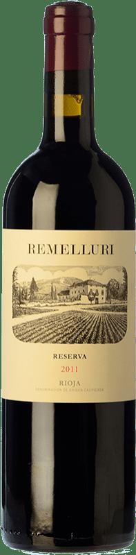 19,95 € Envoi gratuit   Vin rouge Ntra. Sra de Remelluri Reserva D.O.Ca. Rioja La Rioja Espagne Tempranillo, Grenache, Graciano, Viura, Malvasía Bouteille 75 cl