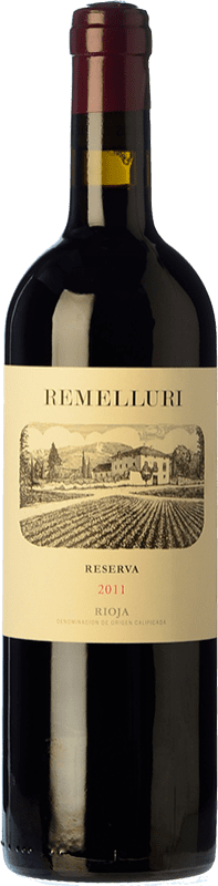 59,95 € Envoi gratuit   Vin rouge Ntra. Sra de Remelluri Reserva 2010 D.O.Ca. Rioja La Rioja Espagne Tempranillo, Grenache, Graciano, Viura, Malvasía Bouteille Magnum 1,5 L