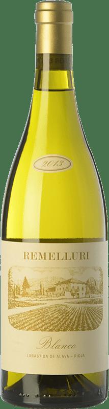 44,95 € Envoi gratuit   Vin blanc Ntra. Sra de Remelluri Crianza D.O.Ca. Rioja La Rioja Espagne Grenache Blanc, Roussanne, Viognier, Chardonnay, Sauvignon Blanc, Marsanne Bouteille 75 cl