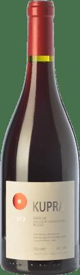 265,95 € Free Shipping | Red wine Oasi degli Angeli Kupra I.G.T. Marche Marche Italy Grenache Bottle 75 cl