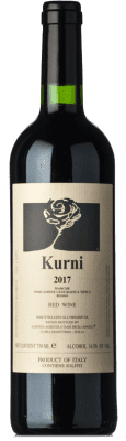 123,95 € Free Shipping | Red wine Oasi degli Angeli Kurni I.G.T. Marche Marche Italy Montepulciano Bottle 75 cl