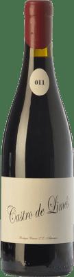 32,95 € Free Shipping | Red wine Obanca Castro de Limes Crianza 2011 Spain Carrasquín Bottle 75 cl