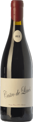 27,95 € Free Shipping | Red wine Obanca Castro de Limes Crianza Spain Carrasquín Bottle 75 cl