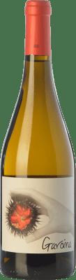 6,95 € Kostenloser Versand | Weißwein Oliveda Garoina D.O. Empordà Katalonien Spanien Chardonnay Flasche 75 cl