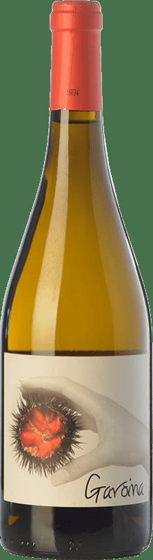 6,95 € Envío gratis | Vino blanco Oliveda Garoina D.O. Empordà Cataluña España Chardonnay Botella 75 cl