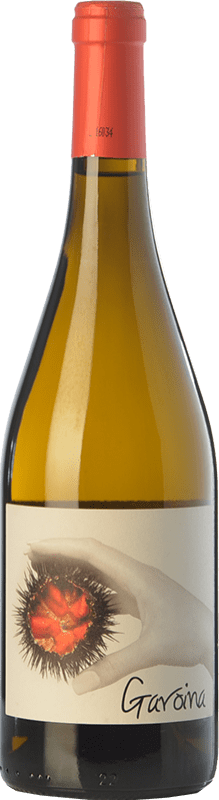 6,95 € Free Shipping | White wine Oliveda Garoina D.O. Empordà Catalonia Spain Chardonnay Bottle 75 cl