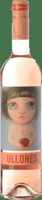6,95 € Free Shipping | Rosé wine Oliveda Ullones Rosat Joven D.O. Empordà Catalonia Spain Grenache Bottle 75 cl