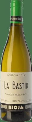 25,95 € Envoi gratuit | Vin blanc Olivier Rivière La Bastid Crianza D.O.Ca. Rioja La Rioja Espagne Viura, Grenache Blanc Bouteille 75 cl