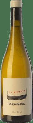 19,95 € Free Shipping | White wine Oriol Artigas La Rumbera Crianza Spain Grenache White, Xarel·lo Bottle 75 cl