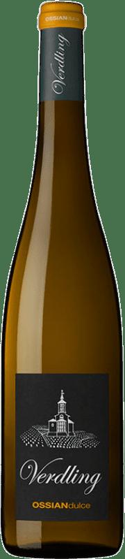 21,95 € Free Shipping | Sweet wine Ossian Verdling I.G.P. Vino de la Tierra de Castilla y León Castilla y León Spain Verdejo Bottle 75 cl