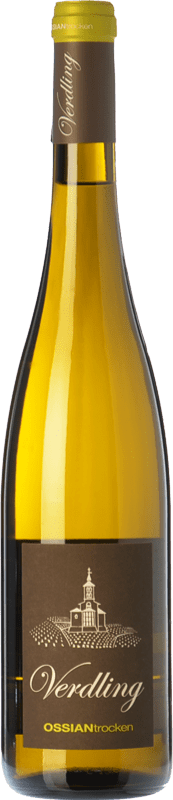 25,95 € Free Shipping | White wine Ossian Verdling Trocken I.G.P. Vino de la Tierra de Castilla y León Castilla y León Spain Verdejo Bottle 75 cl