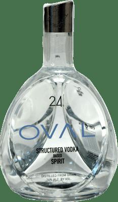 49,95 € Envoi gratuit | Vodka Oval 24 Autriche Bouteille 70 cl
