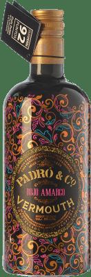 18,95 € Envoi gratuit | Vermouth Padró Rojo Amargo Catalogne Espagne Bouteille 70 cl