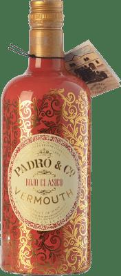 9,95 € Envío gratis | Vermut Padró Rojo Clásico Cataluña España Botella 70 cl