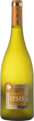 7,95 € Free Shipping | White wine Padró Ipsis D.O. Tarragona Catalonia Spain Chardonnay Bottle 75 cl