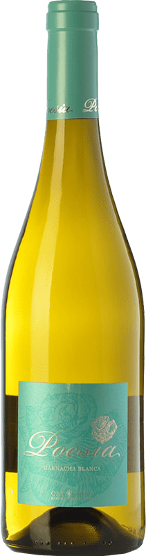 4,95 € Free Shipping | White wine Padró Poesía Joven D.O. Catalunya Catalonia Spain Grenache White Bottle 75 cl