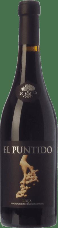 33,95 € Envío gratis | Vino tinto Páganos El Puntido Crianza D.O.Ca. Rioja La Rioja España Tempranillo Botella Jéroboam-Doble Mágnum 3 L