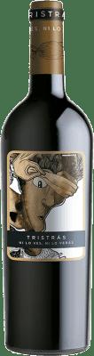 7,95 € Envoi gratuit | Vin rouge Casa del Blanco Tristrás Joven I.G.P. Vino de la Tierra de Castilla Castilla La Mancha Espagne Syrah Bouteille 75 cl