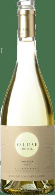 11,95 € Kostenloser Versand | Weißwein Pago de los Capellanes O Luar Do Sil D.O. Valdeorras Galizien Spanien Godello Flasche 75 cl
