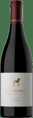 25,95 € Kostenloser Versand | Rotwein Pago de Vallegarcía Crianza I.G.P. Vino de la Tierra de Castilla Kastilien-La Mancha Spanien Syrah Flasche 75 cl