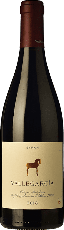 25,95 € Envío gratis   Vino tinto Pago de Vallegarcía Crianza I.G.P. Vino de la Tierra de Castilla Castilla la Mancha España Syrah Botella 75 cl