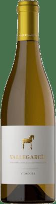 23,95 € Kostenloser Versand | Weißwein Pago de Vallegarcía Crianza I.G.P. Vino de la Tierra de Castilla Kastilien-La Mancha Spanien Viognier Flasche 75 cl