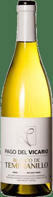 8,95 € Envoi gratuit | Vin blanc Pago del Vicario I.G.P. Vino de la Tierra de Castilla Castilla La Mancha Espagne Tempranillo Bouteille 75 cl
