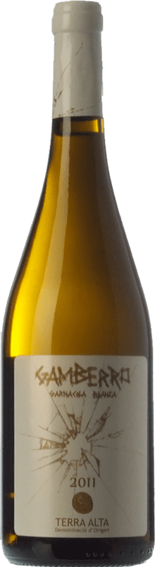 23,95 € Free Shipping   White wine Pagos de Híbera Gamberro Crianza D.O. Terra Alta Catalonia Spain Grenache White Bottle 75 cl