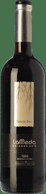 6,95 € Kostenloser Versand | Rotwein Pagos del Rey Finca La Meda Crianza D.O. Toro Kastilien und León Spanien Tempranillo Flasche 75 cl