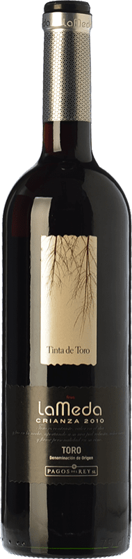 6,95 € Envoi gratuit   Vin rouge Pagos del Rey Finca La Meda Crianza D.O. Toro Castille et Leon Espagne Tempranillo Bouteille 75 cl