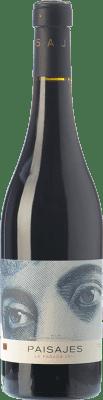 19,95 € Envío gratis | Vino tinto Paisajes La Pasada Reserva D.O.Ca. Rioja La Rioja España Tempranillo Botella 75 cl