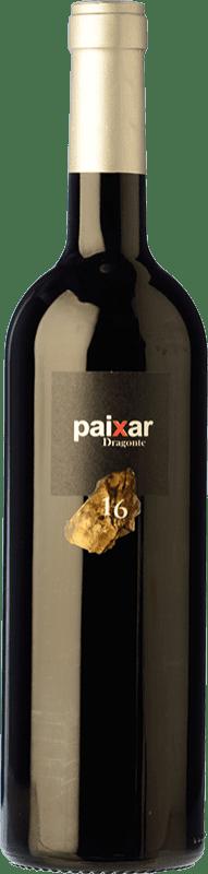 37,95 € Free Shipping | Red wine Paixar Crianza D.O. Bierzo Castilla y León Spain Mencía Bottle 75 cl
