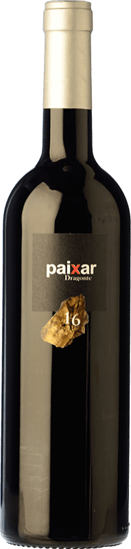 37,95 € Envío gratis | Vino tinto Paixar Crianza D.O. Bierzo Castilla y León España Mencía Botella 75 cl