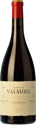 462,95 € Free Shipping | Red wine Palacios Remondo Quiñón de Valmira Crianza D.O.Ca. Rioja The Rioja Spain Grenache Bottle 75 cl. | Thousands of wine lovers trust us to get the best price guarantee, free shipping always and hassle-free shopping and returns.