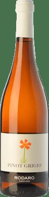 9,95 € Envoi gratuit | Vin blanc Paolo Rodaro Pinot Grigio D.O.C. Colli Orientali del Friuli Frioul-Vénétie Julienne Italie Pinot Gris Bouteille 75 cl