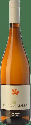 16,95 € Envoi gratuit | Vin blanc Paolo Rodaro D.O.C. Colli Orientali del Friuli Frioul-Vénétie Julienne Italie Ribolla Gialla Bouteille 75 cl