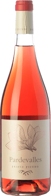 8,95 € Kostenloser Versand | Rosé-Wein Pardevalles D.O. Tierra de León Kastilien und León Spanien Prieto Picudo Flasche 75 cl