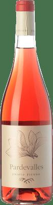 8,95 € Free Shipping | Rosé wine Pardevalles D.O. Tierra de León Castilla y León Spain Prieto Picudo Bottle 75 cl
