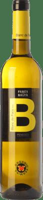 8,95 € Kostenloser Versand | Weißwein Parés Baltà Blanc de Pacs D.O. Penedès Katalonien Spanien Macabeo, Xarel·lo, Parellada Flasche 75 cl