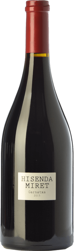 27,95 € Envío gratis | Vino tinto Parés Baltà Hisenda Miret Joven D.O. Penedès Cataluña España Garnacha Botella 75 cl