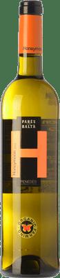 8,95 € Envío gratis | Vino blanco Parés Baltà Honeymoon D.O. Penedès Cataluña España Parellada Botella 75 cl