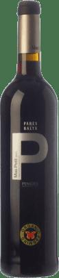 8,95 € Kostenloser Versand | Rotwein Parés Baltà Mas Petit Joven D.O. Penedès Katalonien Spanien Grenache, Cabernet Sauvignon Flasche 75 cl