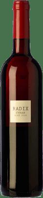 19,95 € Envío gratis | Vino rosado Parés Baltà Radix Rosé D.O. Penedès Cataluña España Syrah Botella 75 cl