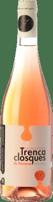 9,95 € Envoi gratuit | Vin rose Pascona Trencaclosques D.O. Montsant Catalogne Espagne Syrah Bouteille 75 cl
